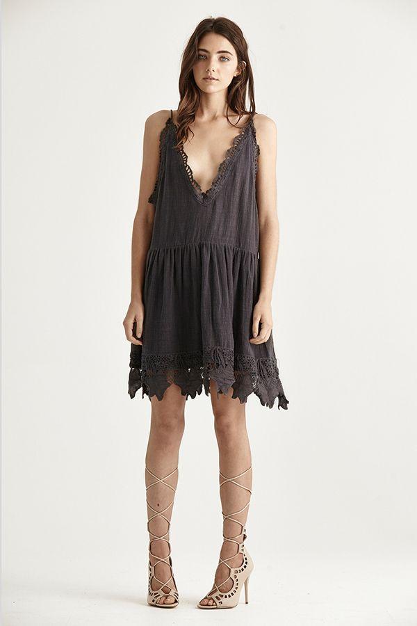 Steele - Azelea Dress - Light Dusky