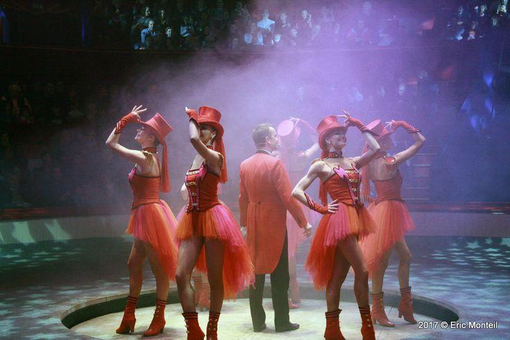 SURPRISE au Cirque d'Hiver Bouglione : Instants 1/2... #Art #Artiste
