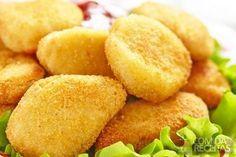Receita de Nuggets caseiro em receitas de salgados, veja essa e outras receitas aqui!