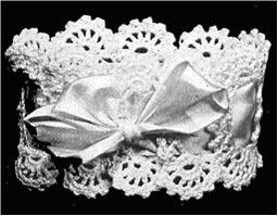 Beautiful Crochet Napkin Ring!