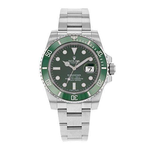 Rolex Submariner Men's Watch 116610LV