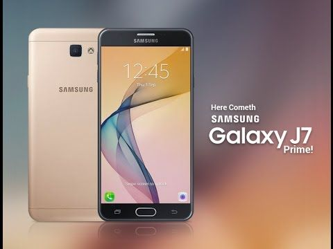 Samsung Galaxy J7 Prime New Look Design and Preview 2016