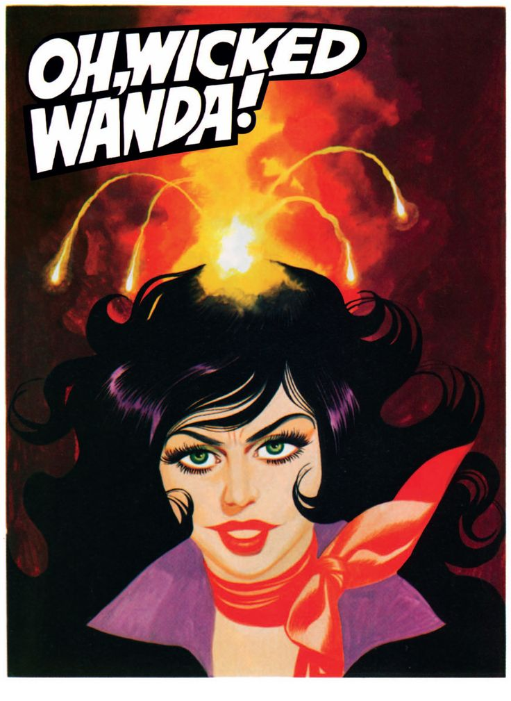 Oh, Wicked Wanda! | Visual Sweets | Pinterest
