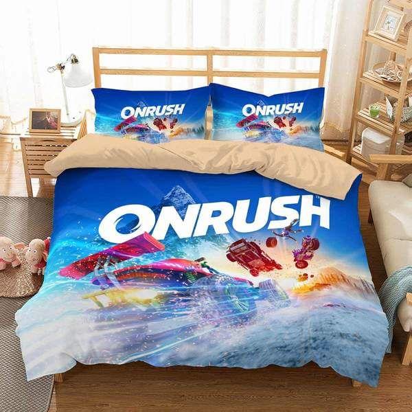 3d Customize Onrush Bedding Set Duvet Cover Set Bedroom Set Bedlinen Duvet Bedding Sets Duvet Cover Sets Bedroom Sets