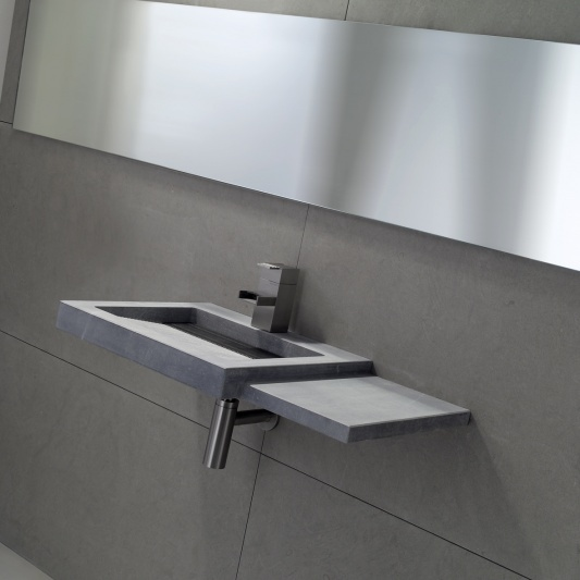 Badkamer Showroom Zaandam ~ Wastafel Model 8045  BALANCE  via mozaiek utrecht verkrijgbaar