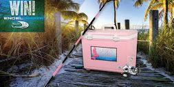 Enter to Win the Ultimate PINK Fishing Package from Engel Coolers, Blackfin Rods & shimano Reels! http://woobox.com/it6dva/g7t95n