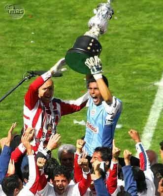 chivas campeon 2006