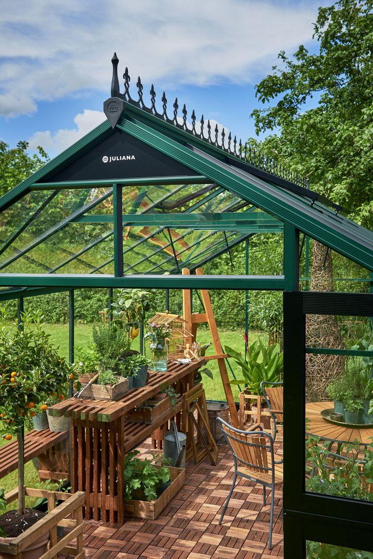 Willab Gardens Jubileumsväxthus Premium