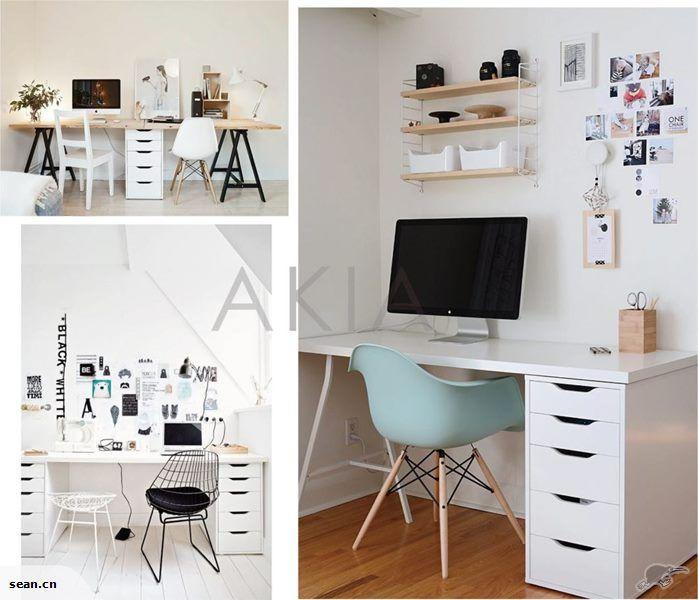 ikea hack schreibtisch. Black Bedroom Furniture Sets. Home Design Ideas