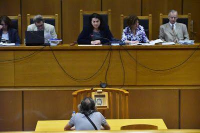 Χρυσή Αυγή η δίκη: Δίκη Χρυσής Αυγής: Διακοπή μέχρι το Σεπτέμβριο με ...