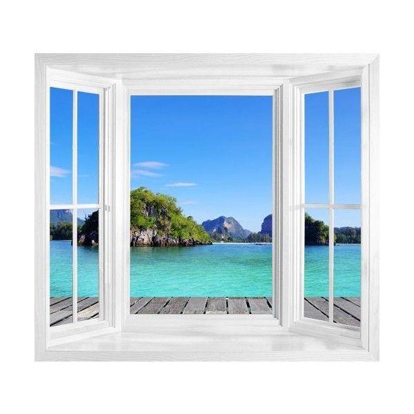 Window Wall Art top 25+ best tropical wall decals ideas on pinterest | tropical