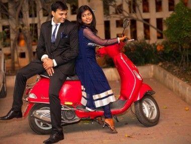 lovely pre wedding shoot