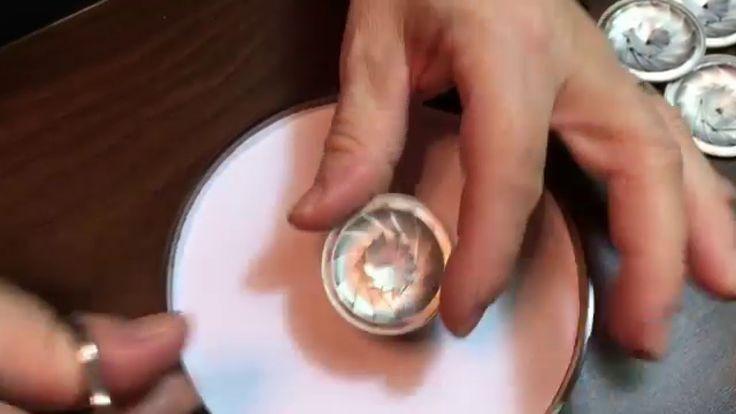 DIY Nespresso Schmuck - Anleitung - Tutorial 01 - upcycling - how to -