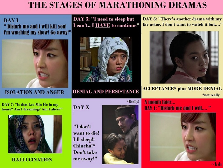 Yesss this sooo me when it comes to my dramas.do not disturb me for ANYTHING!!!