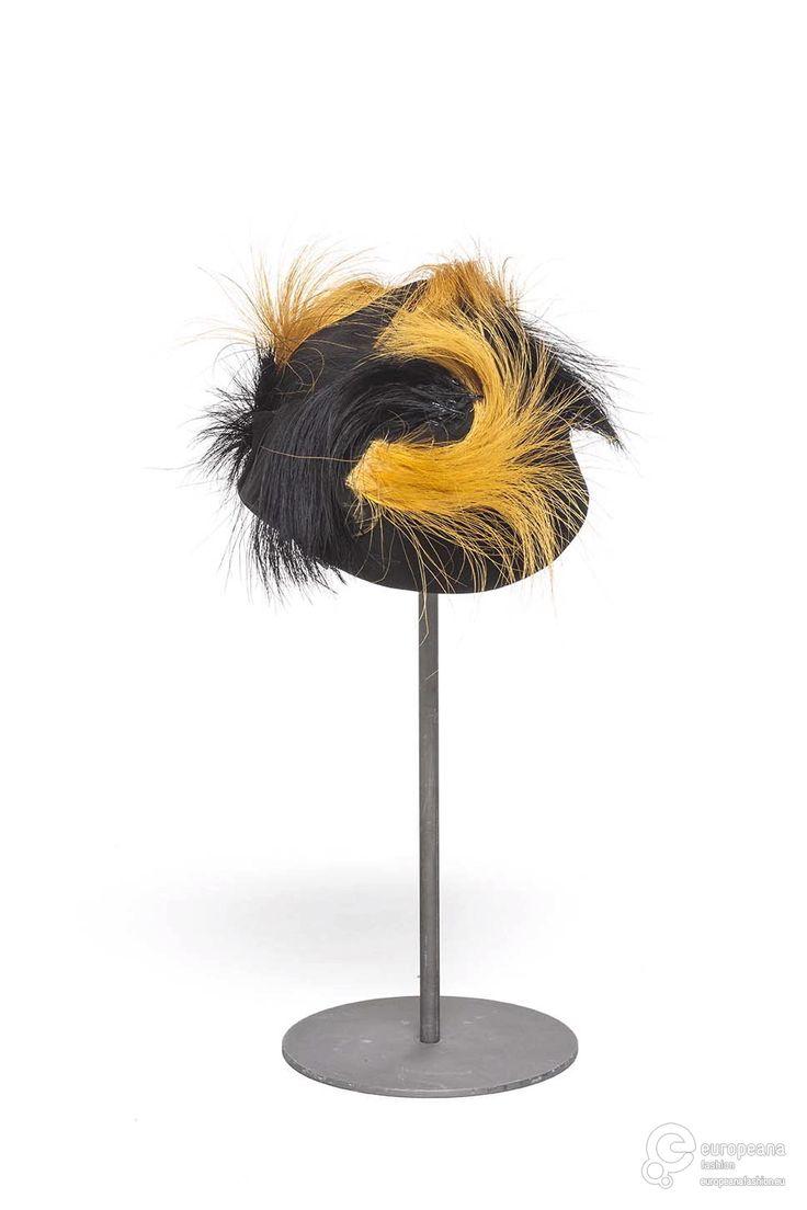 Hat, Caroline Reboux, 1930-5.