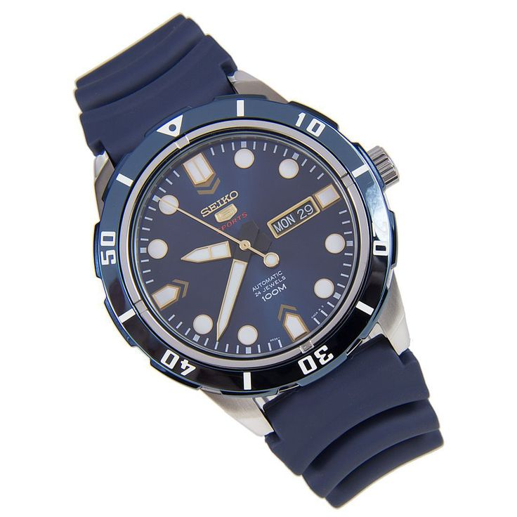 A-Watches.com - Seiko 5 Sports Automatic mens divers Watch SRP677K2, S$234.33 (http://www.a-watches.com/srp677k2/)