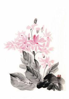 Art Collection: Watercolor Korea 7