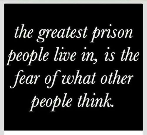 gevangenis angst