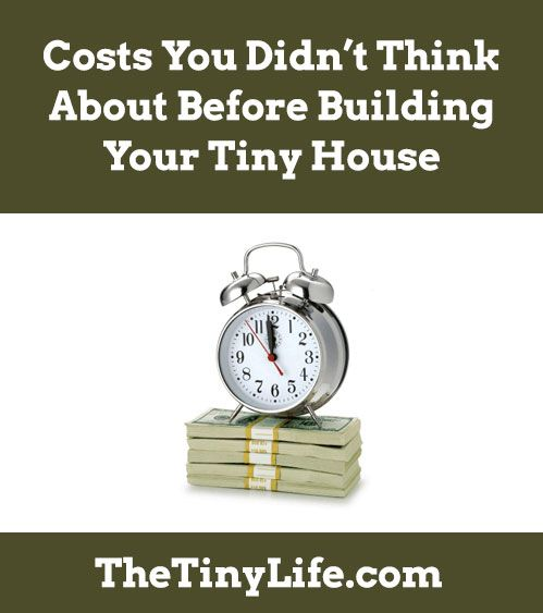 Tiny houses can be affordable...but they shouldn't be cheap. Don't skimp on what really matters during your tiny house build!