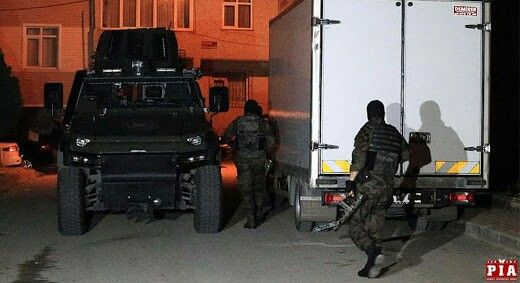 Turkey special Operation Police-PÖH-(Otokar URAL Apc)