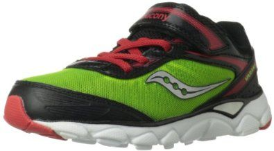 Saucony Boys Varana A/C Running Shoe (Little Kid) - Visit to see more