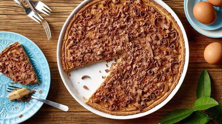 Przepis na pyszną tartę z katalońskim kremem znajdziesz na stronie Kuchni Lidla. Zajrzyj do nas i wypróbuj przepis Pawła Małeckiego!