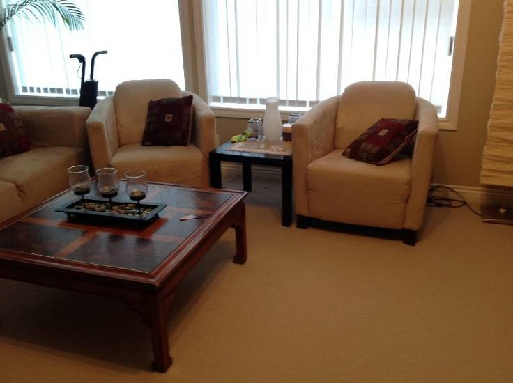 Sofa and 2 Arm Chairs - Castanet Classifieds