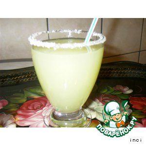 """Турецкий лимонад, или лимонный напиток """"Король стола"""""""