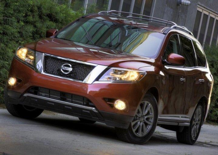 2015 Nissan Pathfinder Review Price