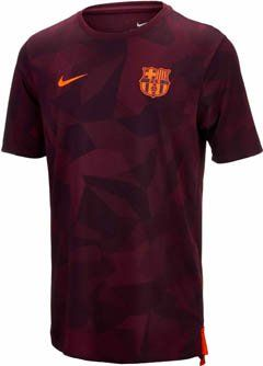 Nike FC Barcelona Match Tee. Buy this shirt at SoccerPro today.