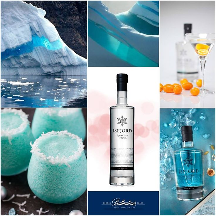 Isfjord ;)  #isfjord #ice #alcohol #new #whisky  #vodka #gin #original #grenland
