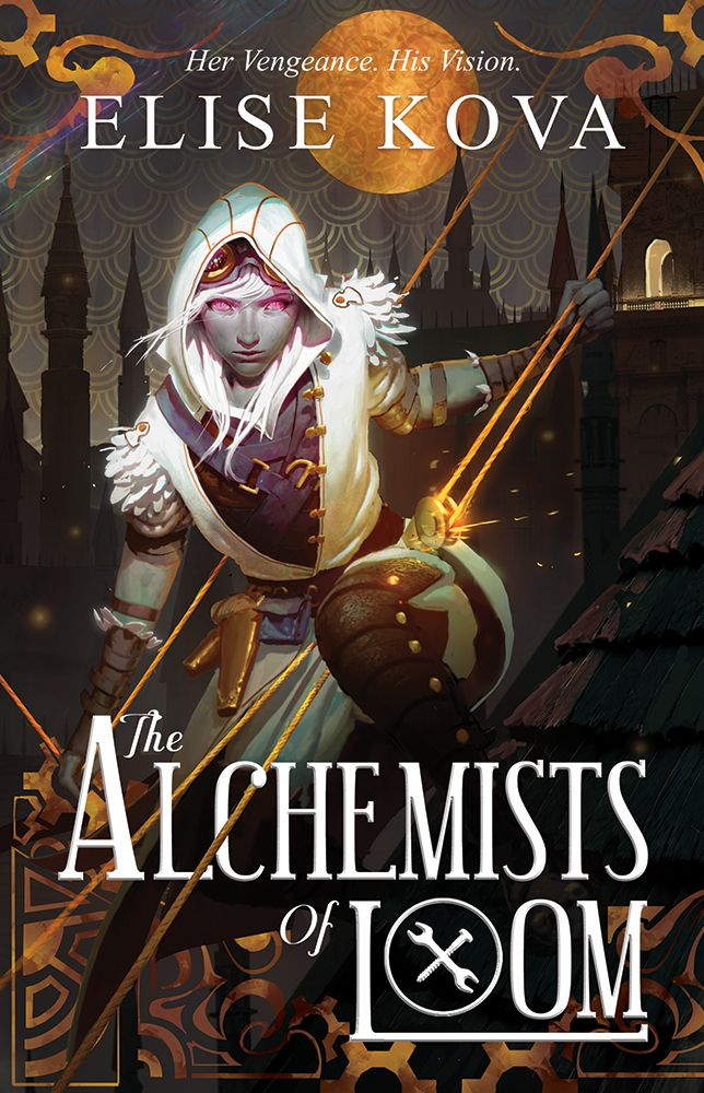 Much like The Alchemists of Loom throws you into the thick of things early on, I have every intention of diving right into this review. There was a LOT going on in this book and the intricate layers to dissect made it all the sweeter a read. Prior to starting this book, I binge-read Elise Kova's Air Awakens series and fell in love. I knew TAoL was sure to …