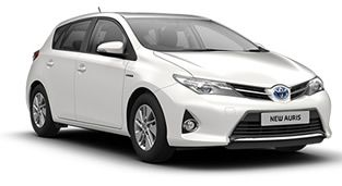 New Toyota Car Sales in UK for 2013 Have Seen A Big Rise
