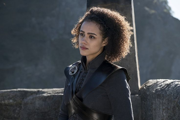 Nathalie Emmanuel, Actress: Furious Seven. Nathalie Emmanuel is an English actress, known for her role as Missandei on the HBO fantasy series Game of Thrones (2011) and Ramsey in Furious 7 (2015). Nathalie was born in Southend-on-Sea, Essex, England, to a father of Saint Lucian and English descent and a mother of Dominican origin. Nathalie credits her mother for the initial motivation to become an actress. At the age of 10, she played ...