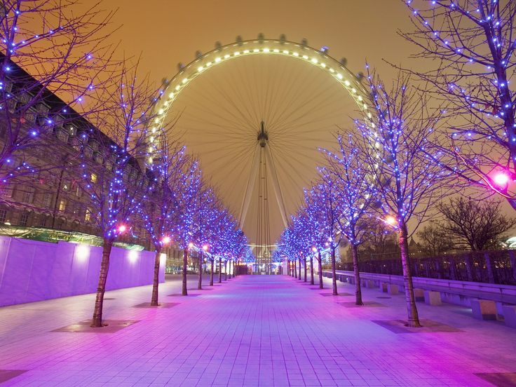 Ten things to do in London this Christmas
