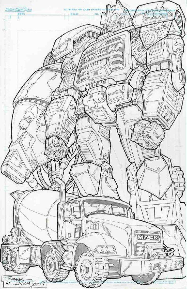 G i joe coloring pages - Transformers 3 Shockwave Coloring Pages View Topic Crobot91 S G1 Shockwave