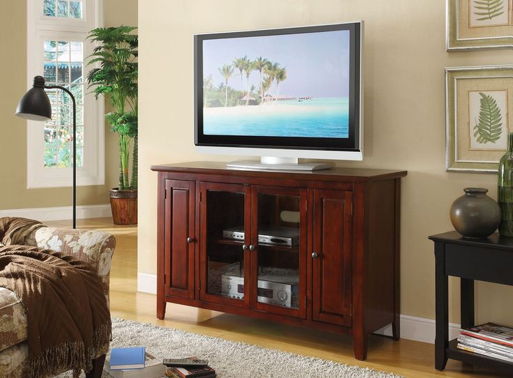 24 best Cherry Wood TV Stand images on Pinterest