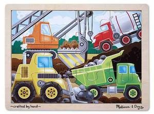 Construction site $7.99 (wooden - 12 pieces)  (US postage only)