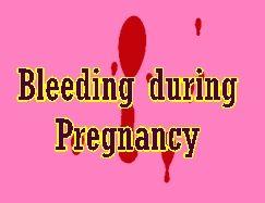 pregnancy bleeding