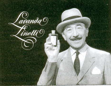 """Cesare Polacco - Linetti 1957-1968 """"anche io ho commesso un errore, non ho mai usato la brillantina Linetti"""