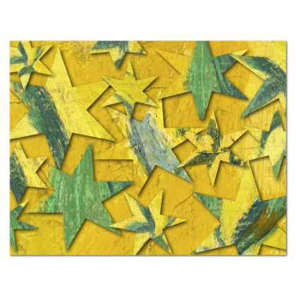 """Tovaglia """"Stars"""" Tablecloth"""