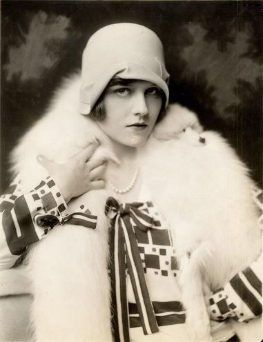 Ziegfeld girl, 1920's...