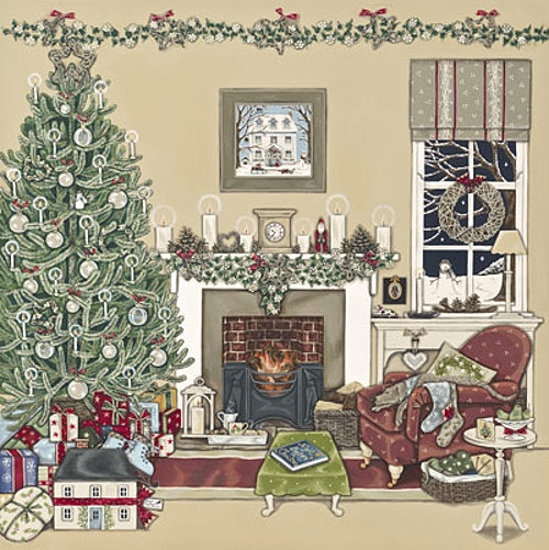 Christmas Eve by Sally Swannell