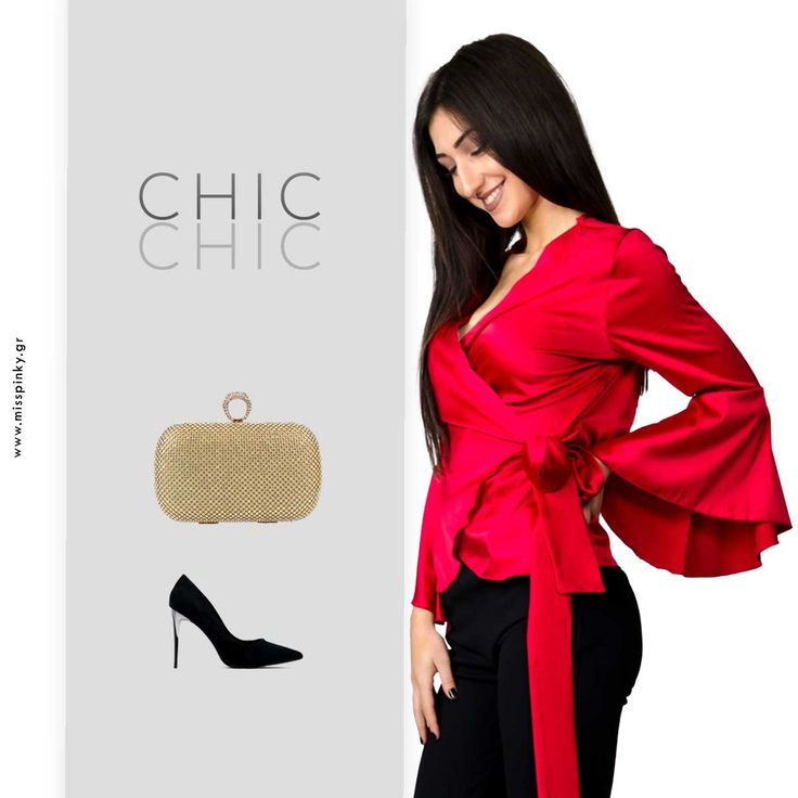 Chic look misspinky