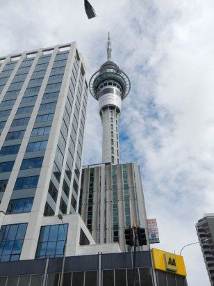 SkyTower in Auckland, NZ http://thelifeoutside.com/auckland-new-zealand-photos/