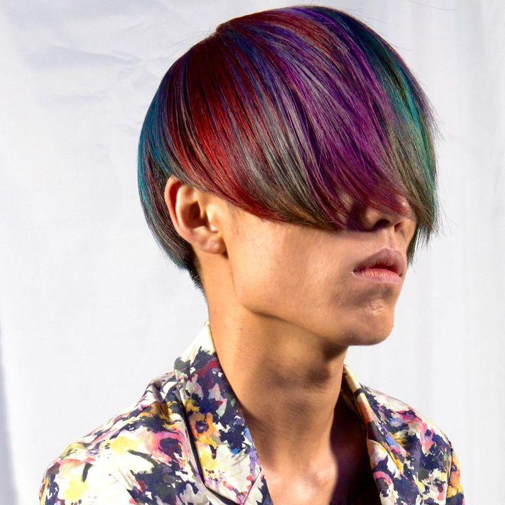 Men's Hair, Haircuts, Fade Haircuts, short, medium, long, buzzed, side part, long top, short sides, hair style, hairstyle, haircut, hair color, sl…