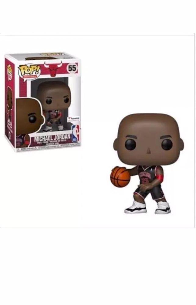 ab93d0c1ae2 Details about Funko Michael Jordan Pop #55 Fanatics NBA Exclusive ...