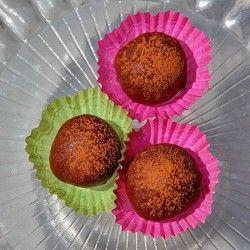Bittersweet Chocolate Truffles | Chocolate Lovers | Pinterest