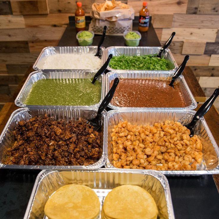 The 25 Best Taco Bar Party Ideas On Pinterest Taco