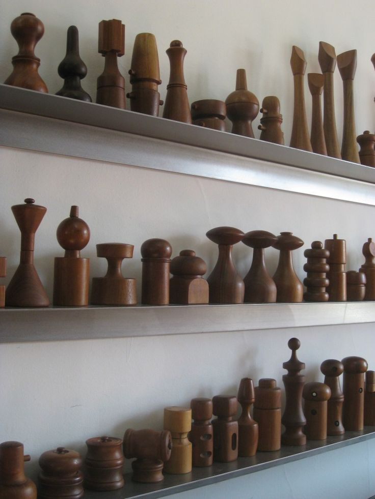 close up of pepper mills   I would think these would be verrrry expensive